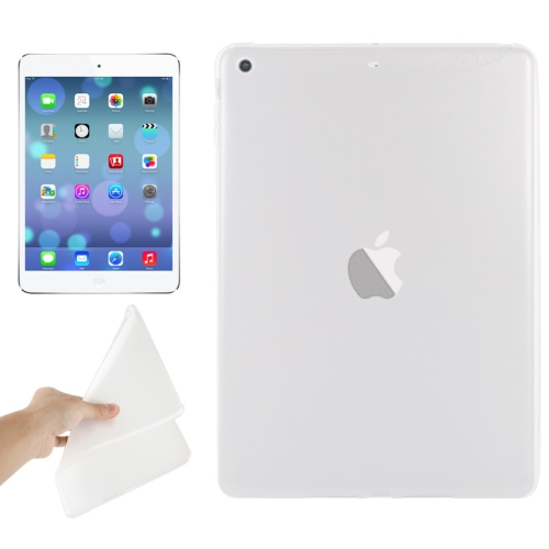 Silicon Back Case iPad Air Διάφανο OEM