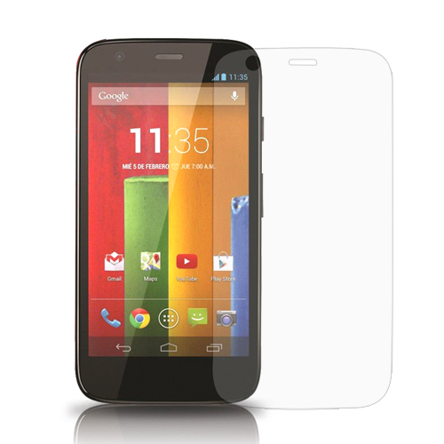 Clear Screen Protector Motorola Moto G